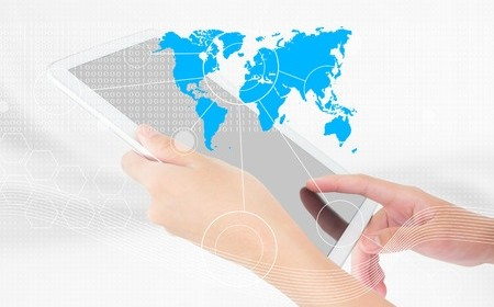 29100303 - businessperson using a digital tablet,technology,social network,internet concept,add more text and ideas